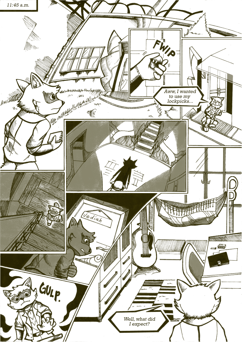 FAR AWAY Chapter 1 Page 25