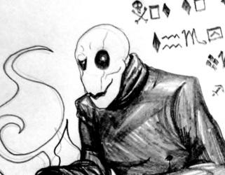 Strange Skeleman