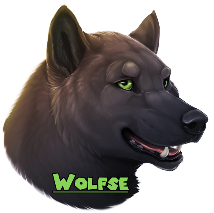 Digital badge for Wolfse