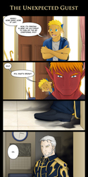 The Unexpected Guest 01
