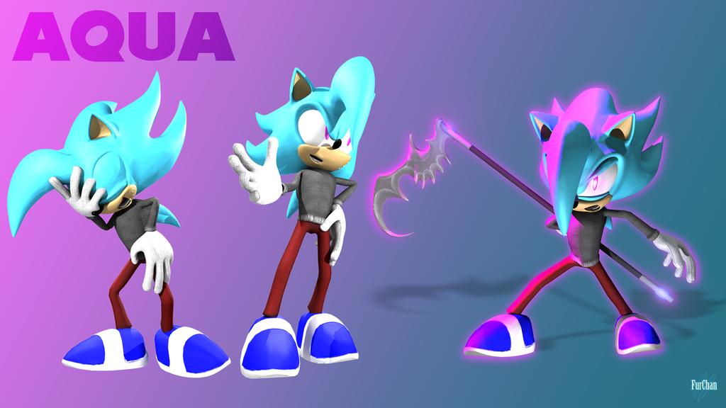 Most recent image: Aqua Poses