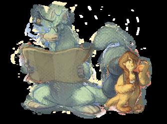Travellin' Rowkey & Sphynx