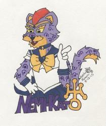 Nemi-Kat Badge 2015