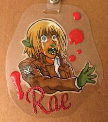 Raermin badge