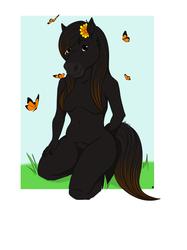 Springtime Pony