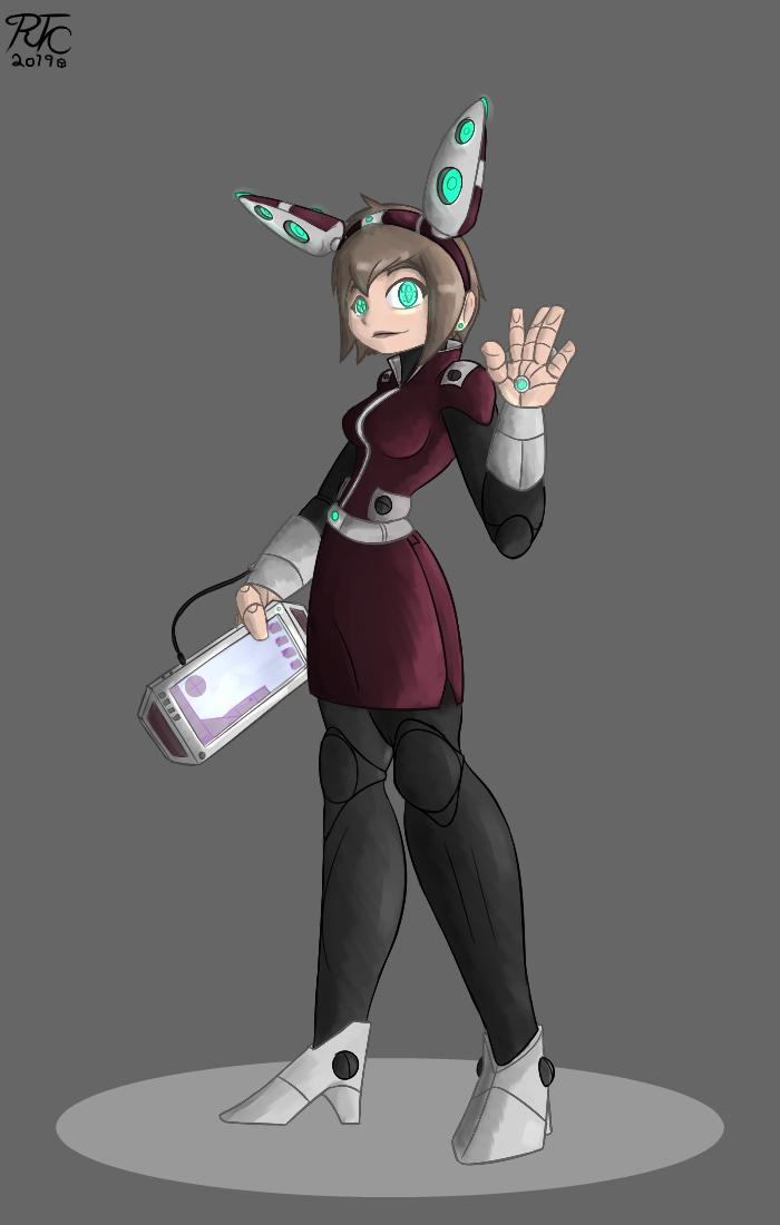 Most recent image: Invar: Lab Assistant Irene 2
