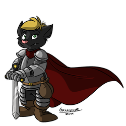 Sir Kain by Greevixor