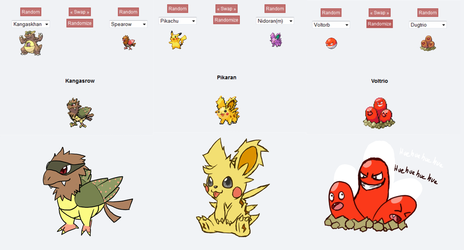 Pokemon Fusions 1