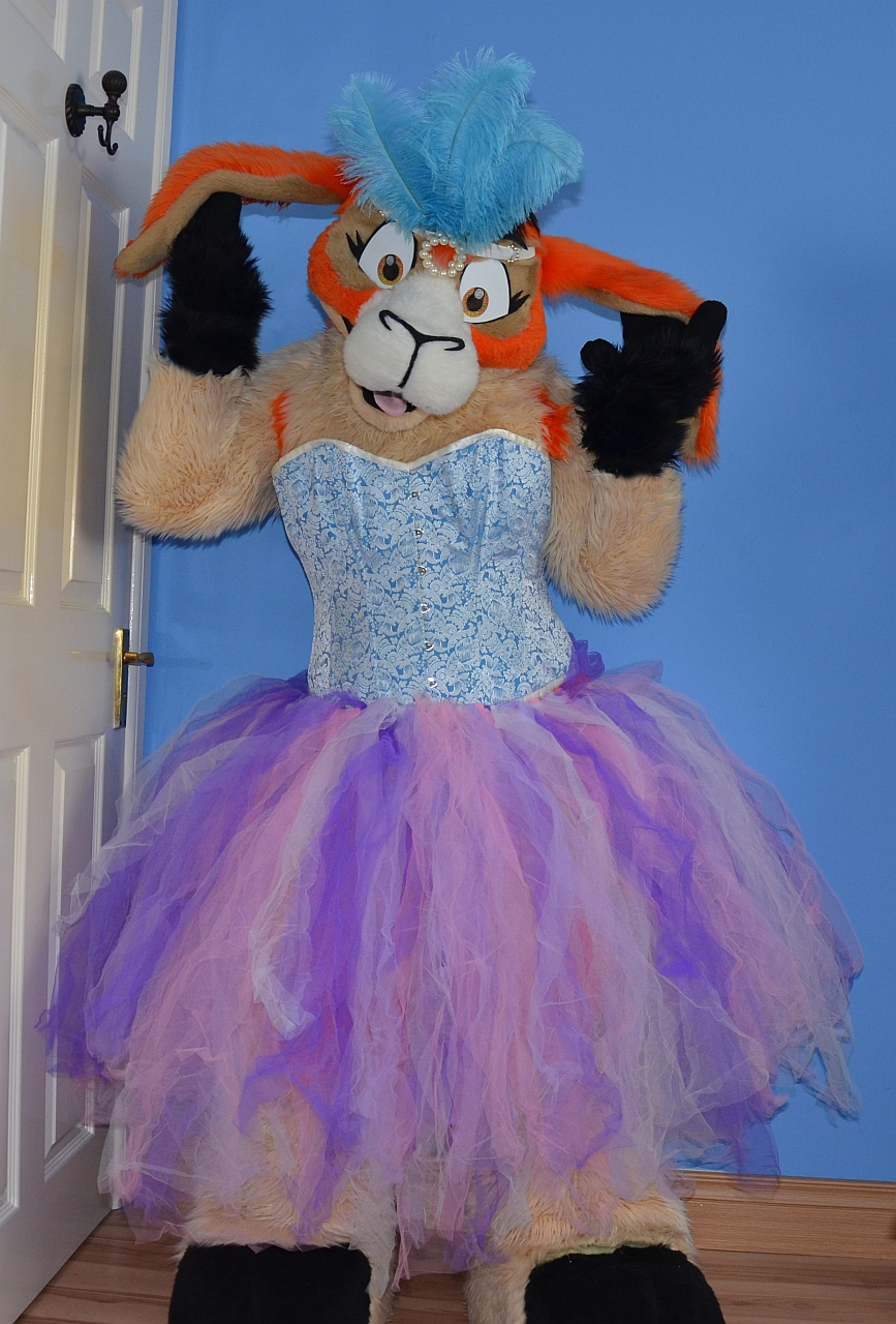 Most recent image: Corset & Poofy Skirt #1