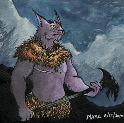 Radari, Dragonborn