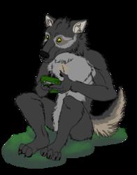 Gameboy Wolf