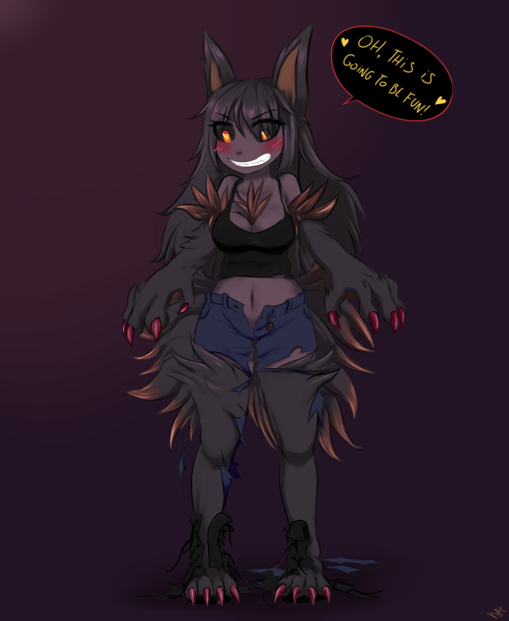 What the Hellhound? - Excited