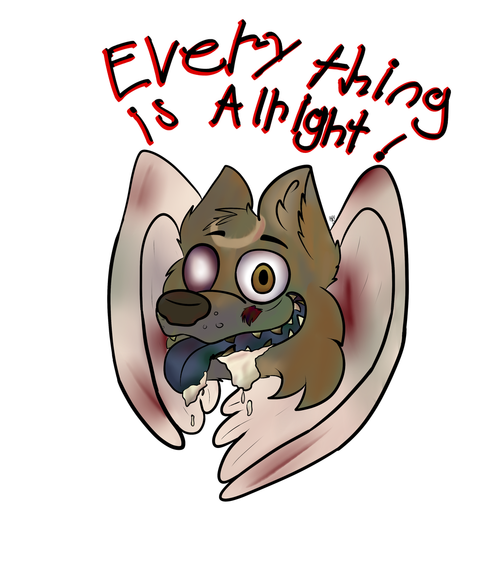 Everything is alright!