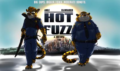 Zootopia x Hot Fuzz