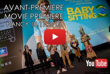 [VIDEO] Movie Premiere Babysitting 2