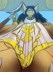 Kiya's Throne