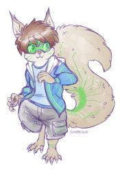 Cybrel Gavin (clothed)