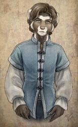 Medieval Metrosexual Mustelid