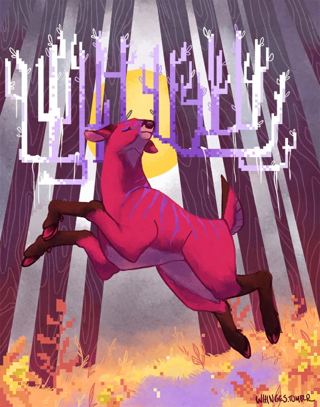 Pixel Deer 2016
