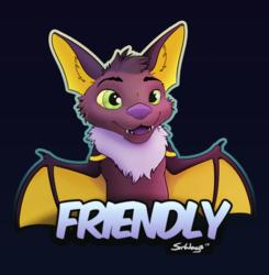Friendly the Bat v2