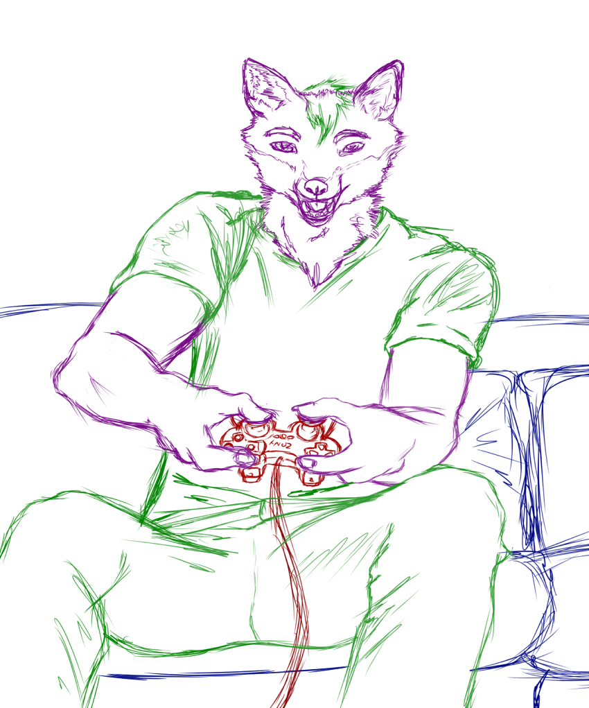 Comm/Sketch/Tryst