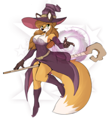[commish] Foxywitch