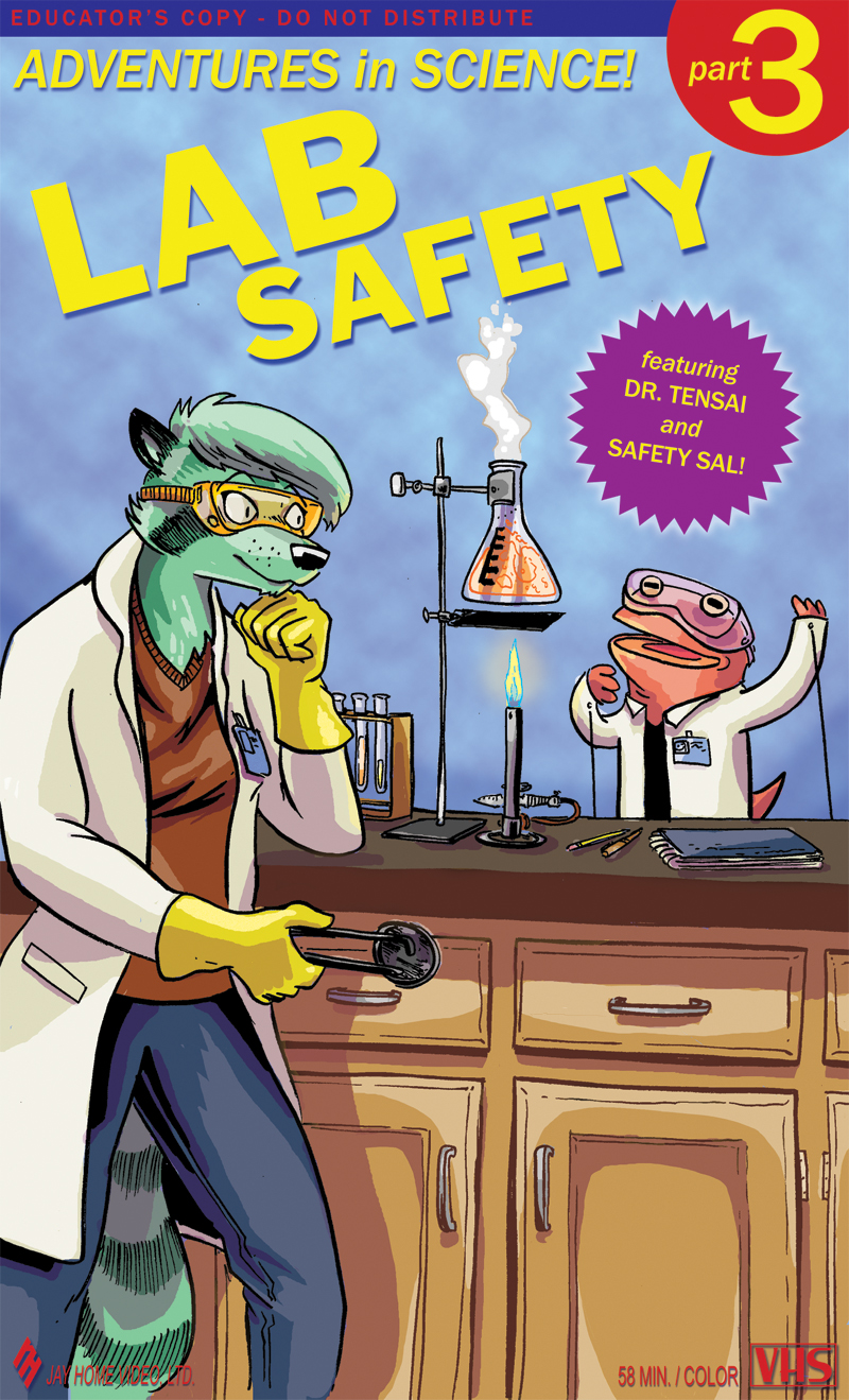 VHS Commission: LAB SAFETY