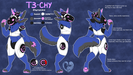 T3-CHY Ref