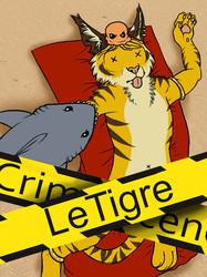[COM] EF20 Badge - LeTigre