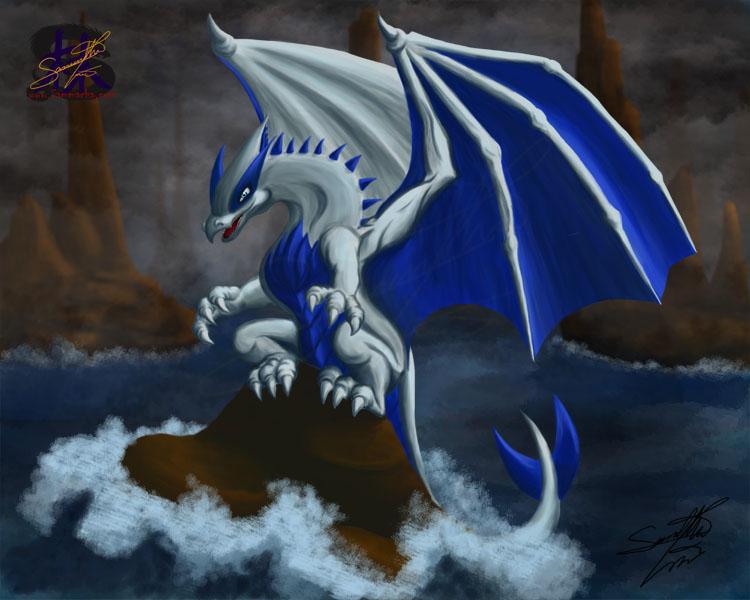 Dark Tide - Lugia Dragon