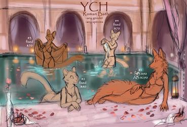 Roman Bath YCH