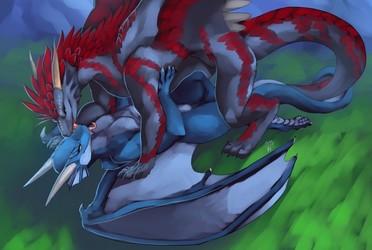Attack of the pouncing blue (ZerOlativity feat. Malikeet)