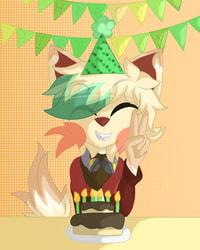 Ricky's Birthday