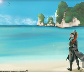 [COM] Beach Warrior (by cyiakanami)