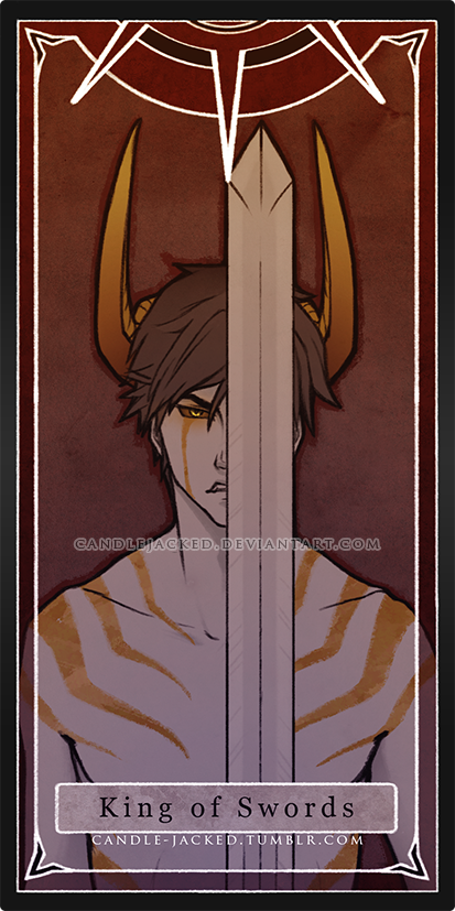 Most recent image: [ Seduce Me Otome ] The King of Swords