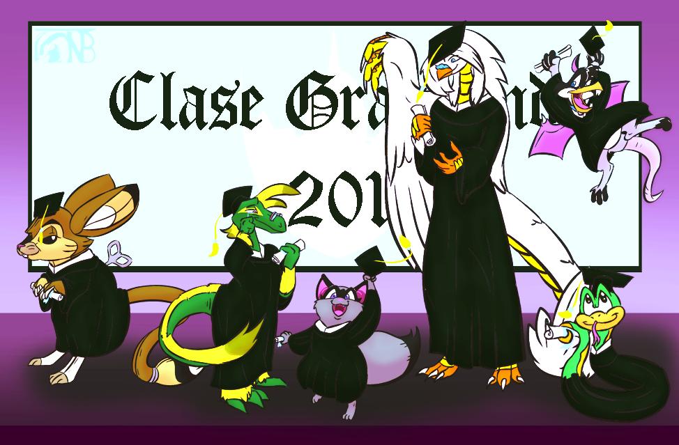 Graduation Day: Team Biozone
