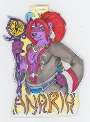 FC2014 Badge - Anaria of Sargeras