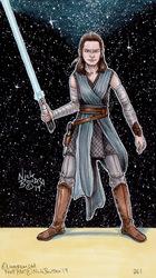 Rey ( Episode 8 )