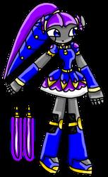 Stella the Robot Seedrian