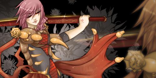 Lightning Returns [Flower's Scales]