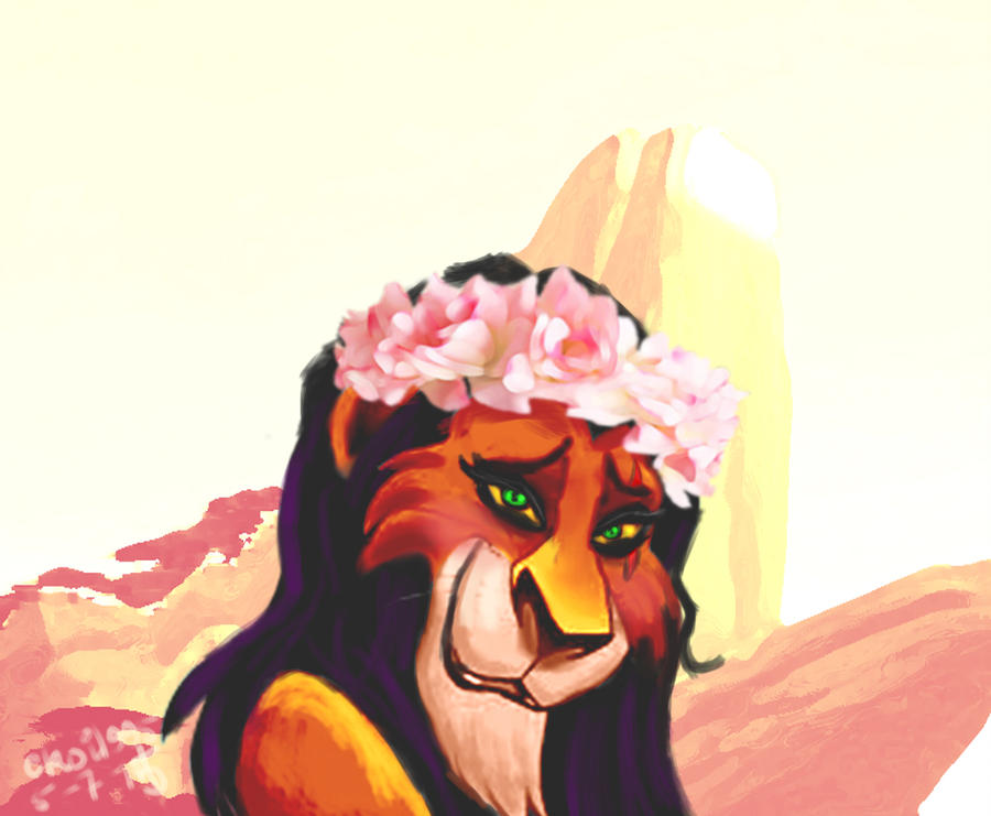 Most recent image: Flower Crown