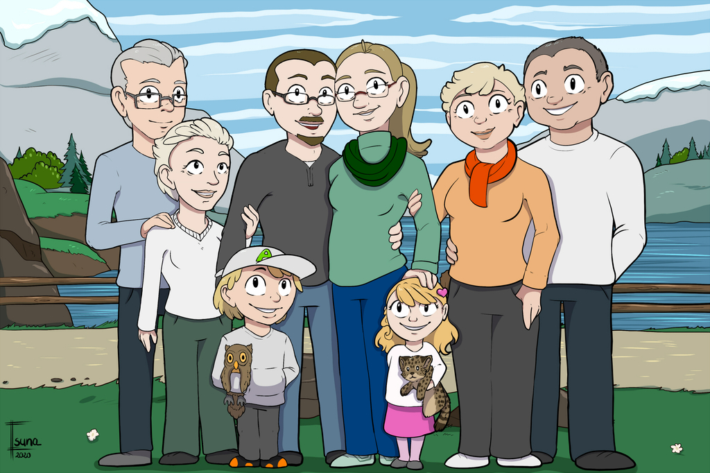 .: Family :. [Hilda - Style]