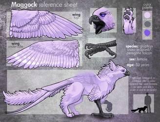 Maggock reference sheet