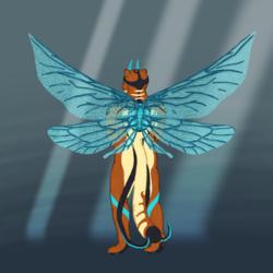 Talik wings