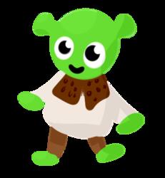 Chibi Shrek