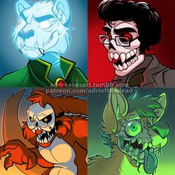 Halloween Icons - Batch 1