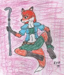 The Phantasmal Fox