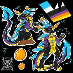 Male Surge Dragon +Design+ (SOLD)