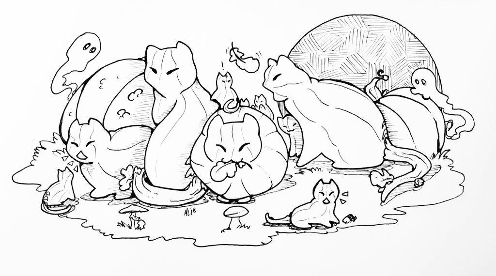 Pumpkittens