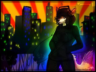 Los colores de la ciudad